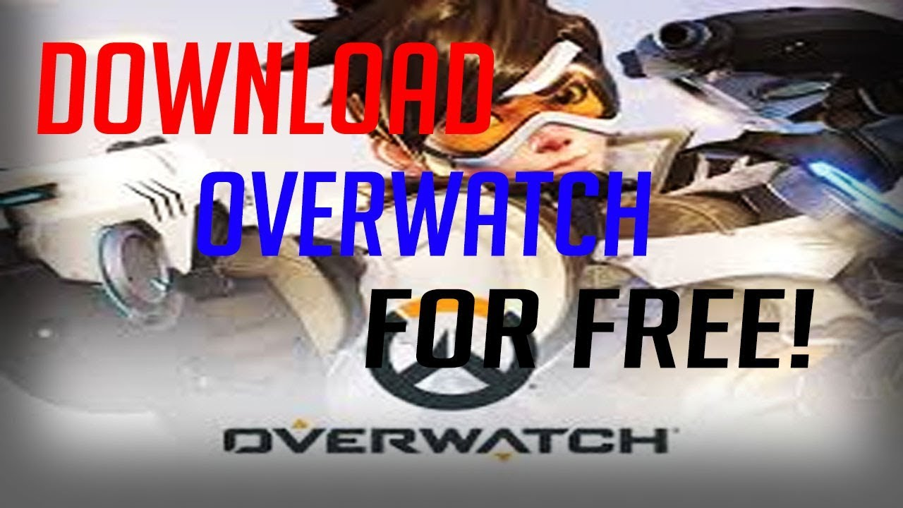 How To Install And Download Overwatch For Free!(Working