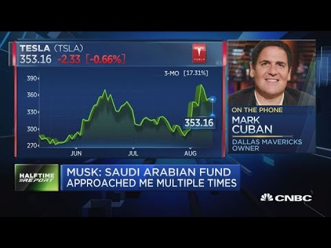 Mark Cuban on Elon Musk: Everyone complained about Steve Jobs and Jeff Bezos too