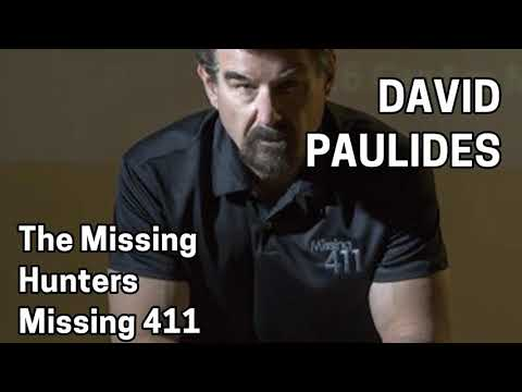 223 DAVE PAULIDES - Missing Hunters 411, The Stranger Things