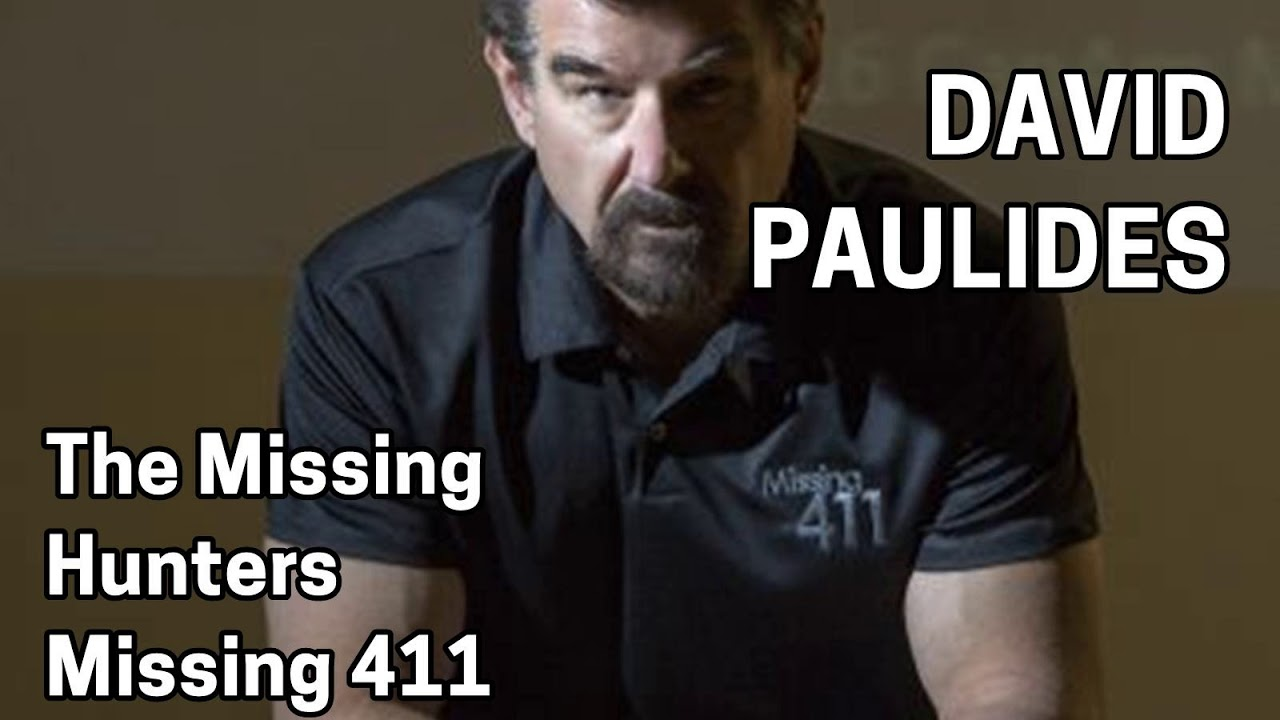223 DAVE PAULIDES - Missing Hunters 411, The Stranger Things - YouTube