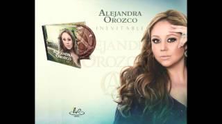 No Puedo Olvidarlo - Alejandra Orozco (Audio)