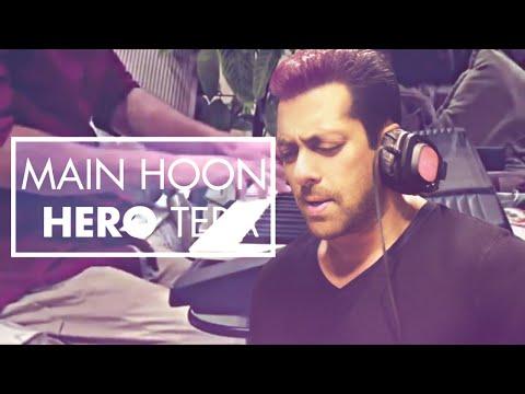 'Main Hoon Hero Tera Piano Cover | Haseeb and Hassan | Hot Songs Bollywood Instrumental Piano Cover