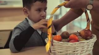 Класс для незрячих детей в г. Астана