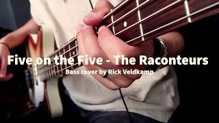 Five on the Five -  The Raconteurs (Bass Cover)