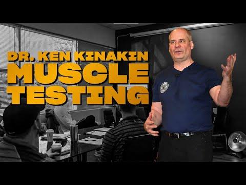 Dr. Ken Kinakin Muscle Testing Seminar