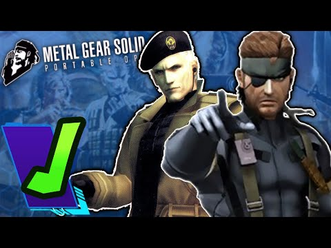 Metal Gear Solid Portable Ops - A Critical Defense