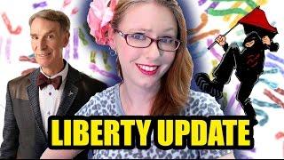 Bill Nye the Not Science Guy, Antifa Strikes Again, & Dems Threaten Shutdown | Liberty Update 32