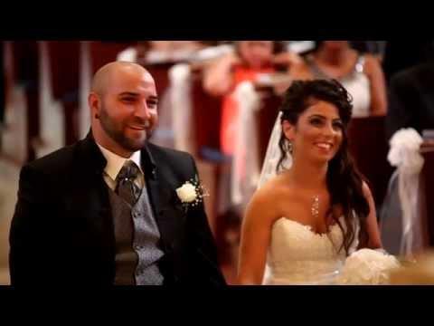 Giuliana & Stefano Wedding Clip (Italian Wedding)