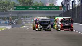 Formula Truck Simulator 2013: Gameplay Video  1080p