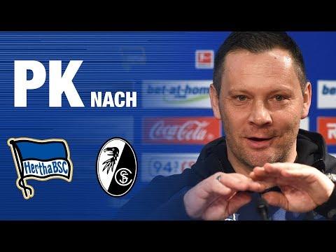 PK NACH FREIBURG - STREICH DARDAI - Hertha BSC - Berlin - 2018 #hahohe