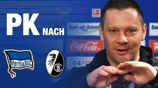 Video Gol Pertandingan Hertha Berlin vs Freiburg
