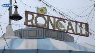 Circus Roncalli: 12 Nationen, eine Probe