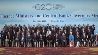 G20 Finance Ministers Focus on Hot Economic Issues