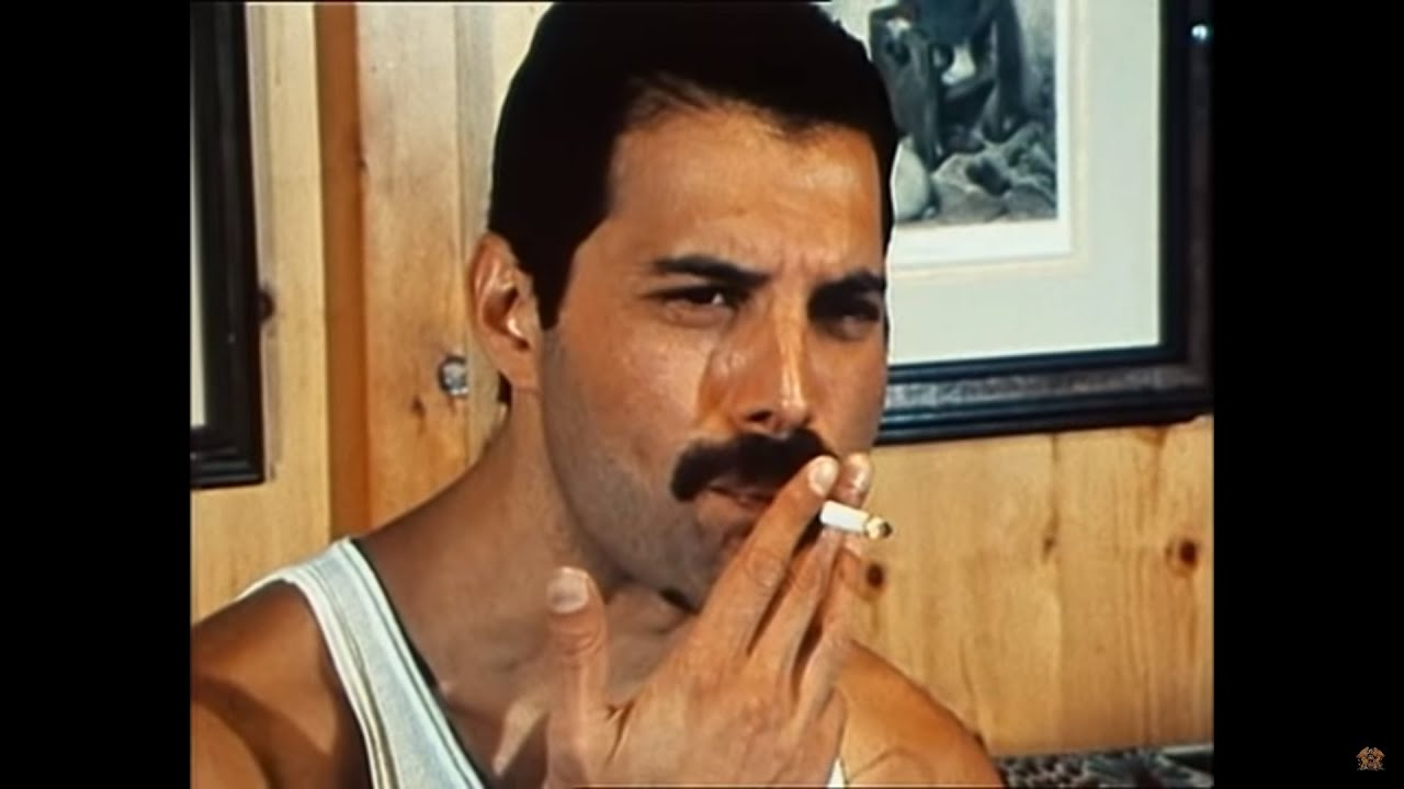 Freddie Mercury Interview Musical Prostitute part 1 - YouTube