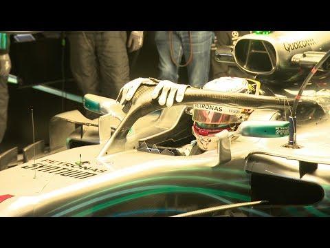 Hamilton, Bottas & Wolff: Mercedes on their 2018 title defence
