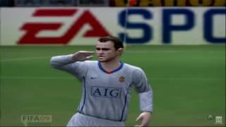 FIFA 09 PS2 Gameplay HD