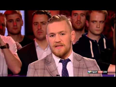 UFC Beyond The Octagon 21st Oct 2014 - Conor McGregor