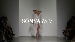 SonyaSwim Spring / Summer 2020 Collection Runway - Fashion Palette Show @ Pier 59 Studios NYFW SS20