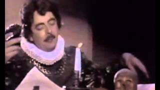 Роуэн Аткинсон и Хью Лори -- Монологи Шекспира