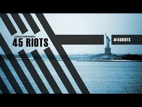 45 RIOTS MUSIC VIDEO 2014 | Directed by JayR Castillo