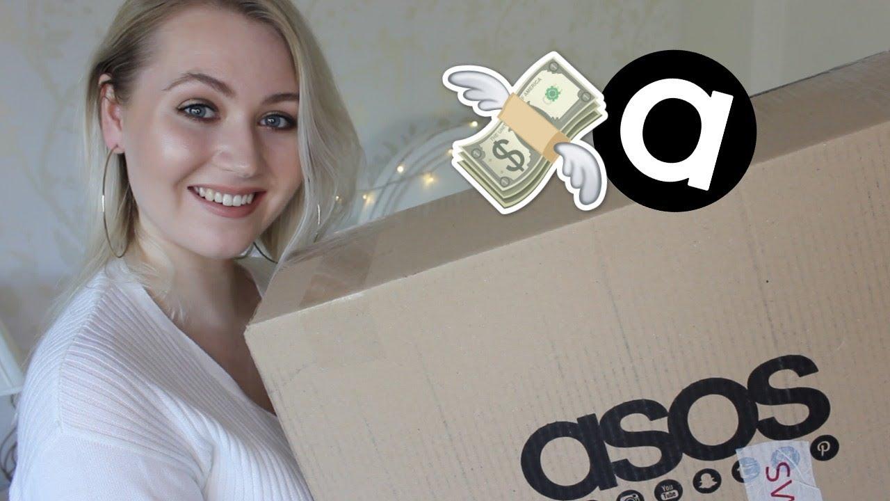 8a535ef20561 I Spent £1000+ On ASOS Haul... | Meg Says - YouTube