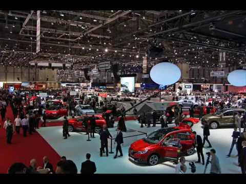 salon de l 39 automobile de gen ve youtube. Black Bedroom Furniture Sets. Home Design Ideas