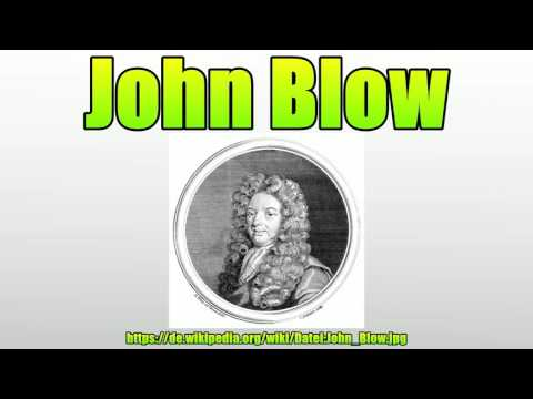 John Blow