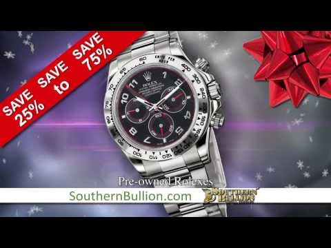 Southern Bullion - Pre-Owned Rolex for Him!