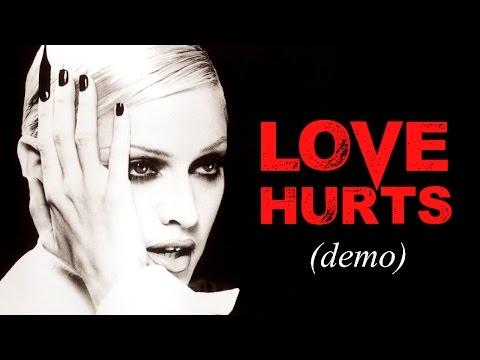 Madonna - Love Hurts (1991 Demo)