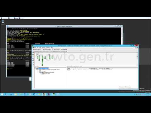 (024) How to Restore/Recover Exchange Mailbox Database with Veritas NetBackup