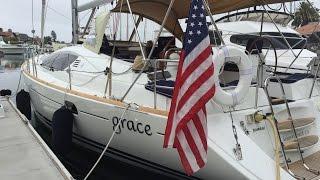 2010 Jeanneau 45 Deck Saloon Sailboat for Sale in California
