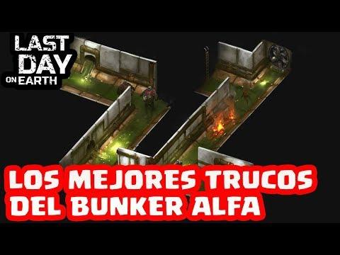 LOS MEJORES TRUCOS DEL BUNKER ALFA | LAST DAY ON EARTH | [El Chicha]