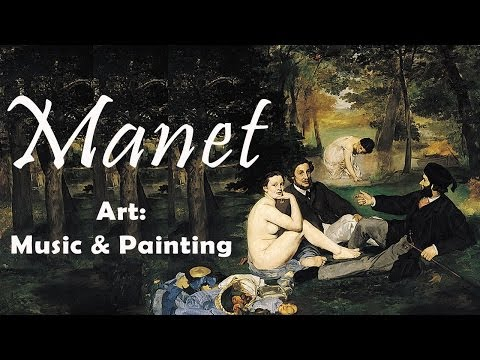 Art : Music & Painting - Édouard Manet on Chopin , Mendelssohn and Liszt