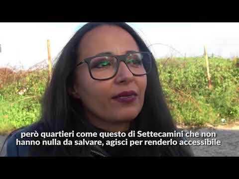 Roma è accessibile ai disabili? La sfida di Nagla per il centro storico