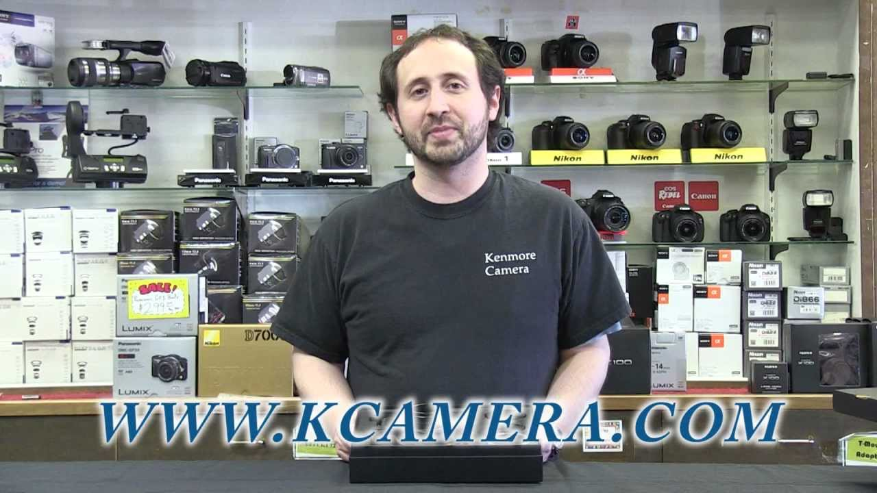 Fuji X100 Limited Edition - by Kenmore Camera - YouTube