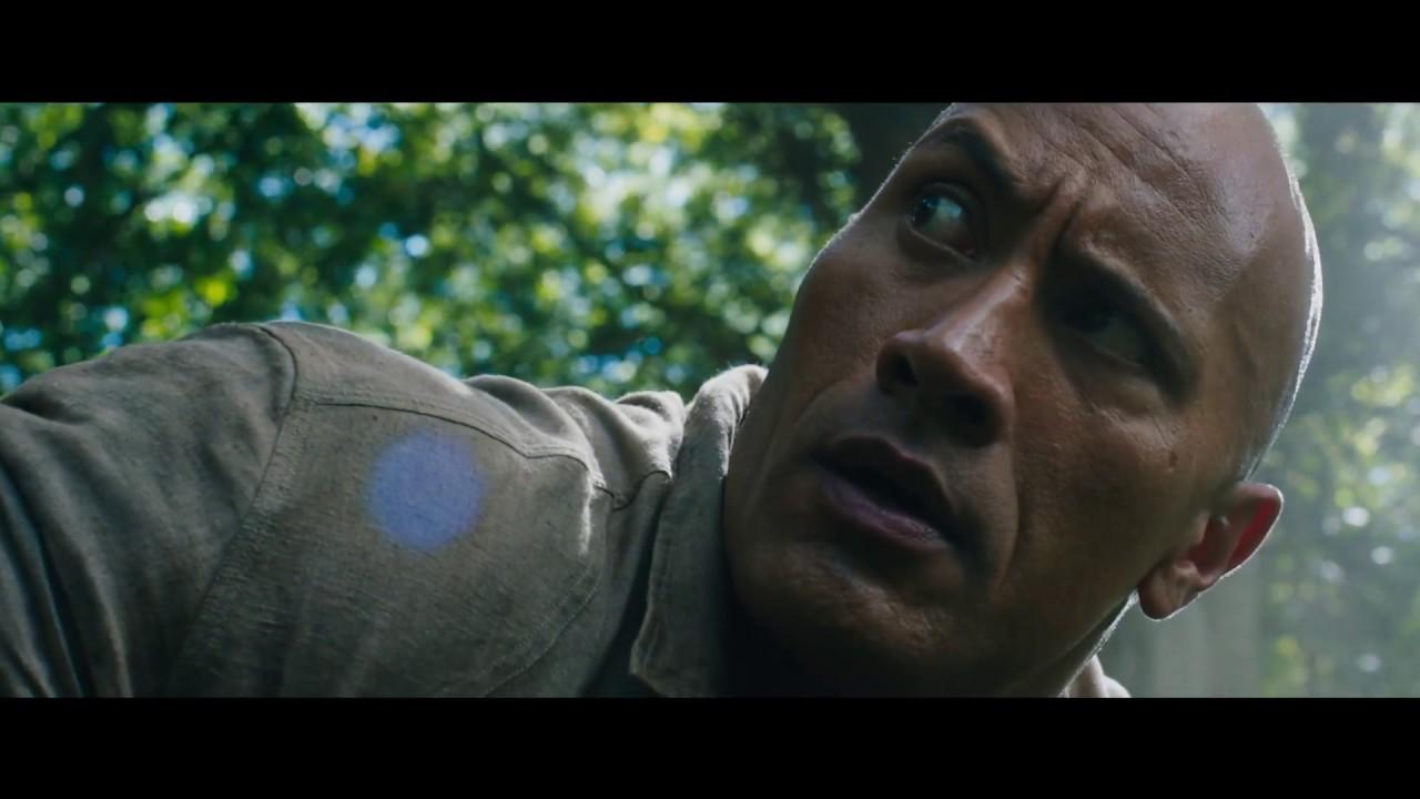 """Nuotykių filmas """"Džiumandži: sveiki atvykę į džiungles"""". Kinuose nuo gruodžio 22 d."""