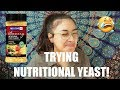 NON-VEGAN TRIES NUTRITIONAL YEAST | Crystal Medina