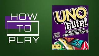 How To Play Uno Flip Card Game (2019 Edition)