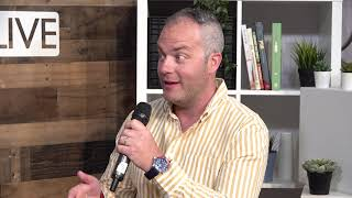 BevNET Live Summer 2019: Livestream Studio with Andrew Guard, Founder, The Guard Agency