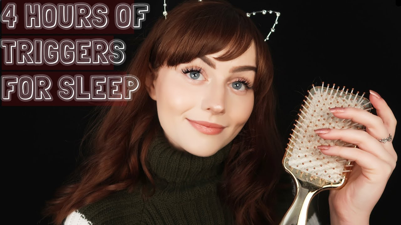 Asmr 4 Hours Of Intense Triggers For Sleep - Youtube-8750