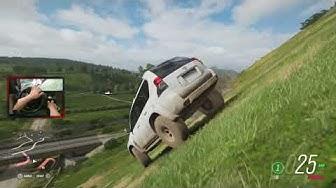 Maastotestissä Toyota Land Cruiser | Forza Horizon 4 #53