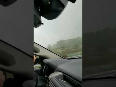 Brother Wease - Cell Phone Video from Inside a Tornado