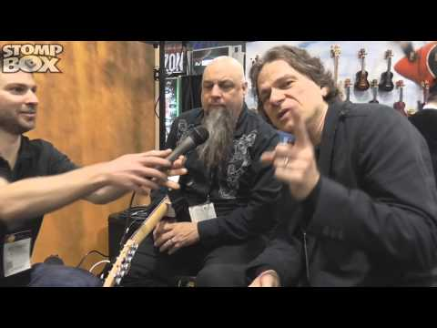 Way Huge Overrated Special Joe Bonamassa Overdrive Pedal Demo (Namm 2016)