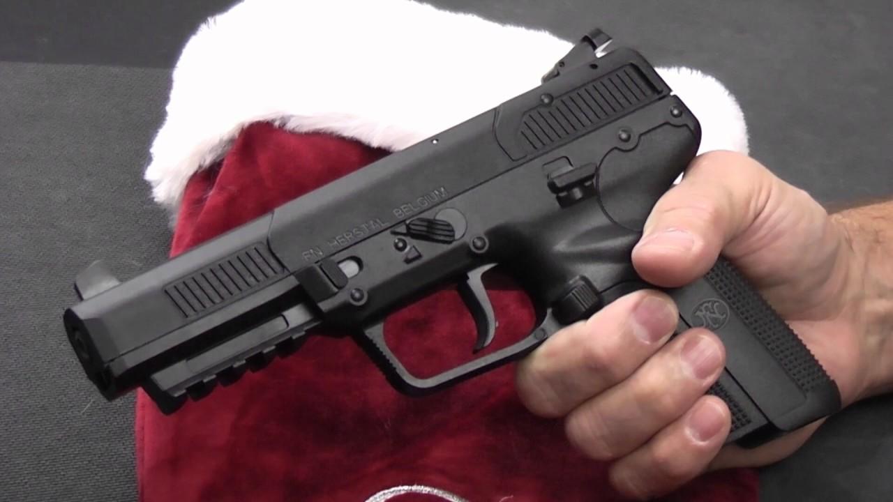 our top 5 handguns