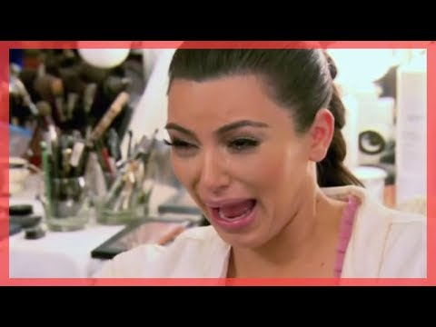KIM KARDASHIAN CRYING FOR 1 MINUTE STRAIGHT