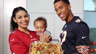 Easy Nachos Recipe for Game Day | Heart of the Batter