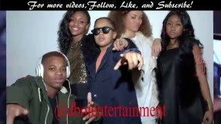 """2-Crucial """"I set trends"""" Unofficial video feat. The cast of the rap game"""