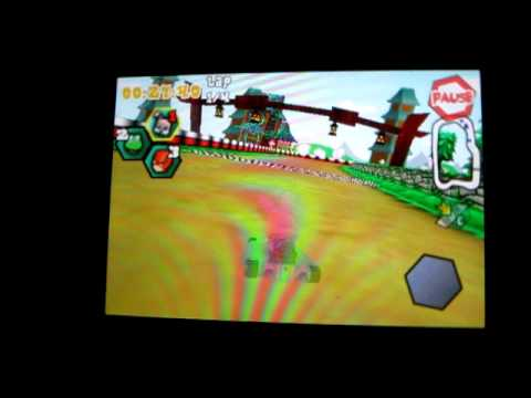 Krazy Kart Racing on Samsung Galaxy Spica i5700
