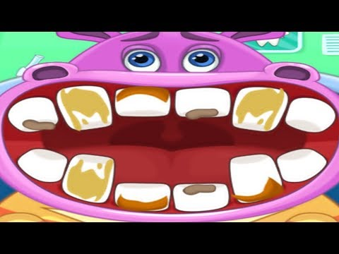 Fun Animals Dentist Care - Funny Animals Care (Games for Kids)
