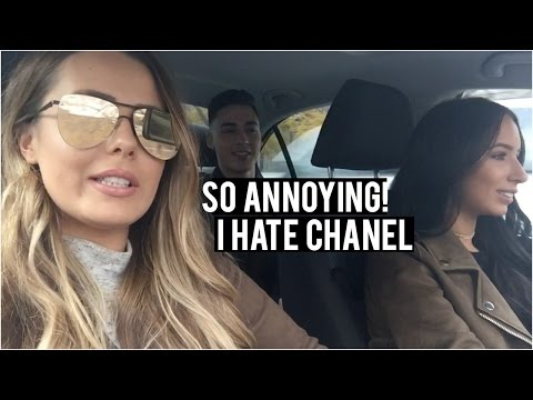 LUXURY SHOPPING, LIP INJECTIONS & WHY I HATE CHANEL! | vlog